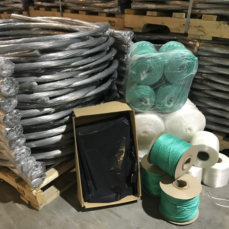 Baling & Compactor Consumables