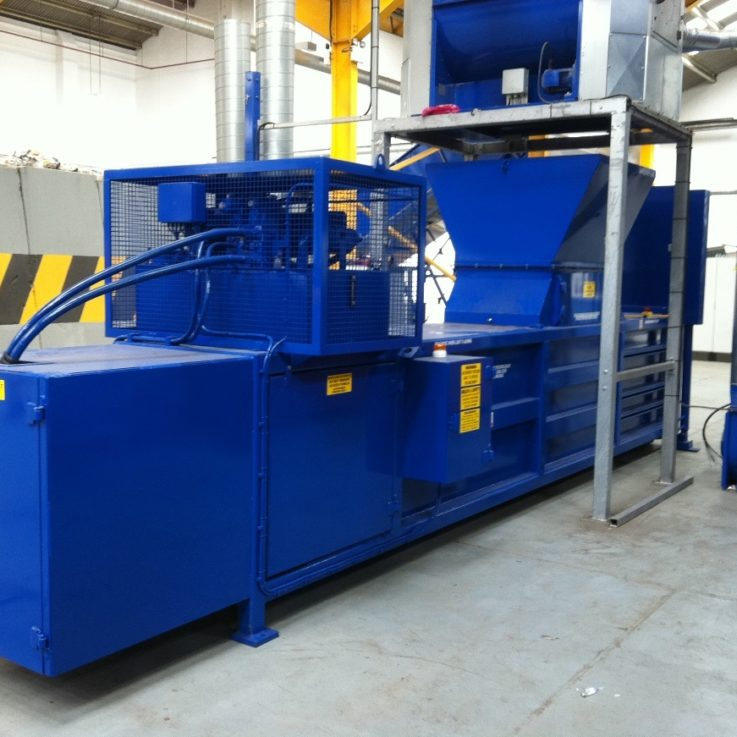 Baler (Biffa) - Balers 10-20 tonnes per week