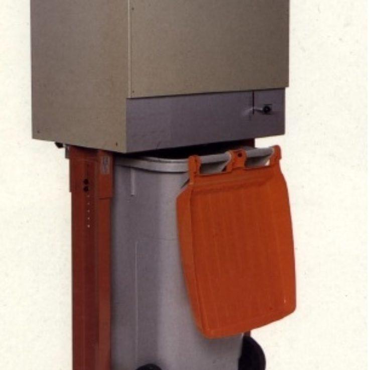 240L Bin Compactor