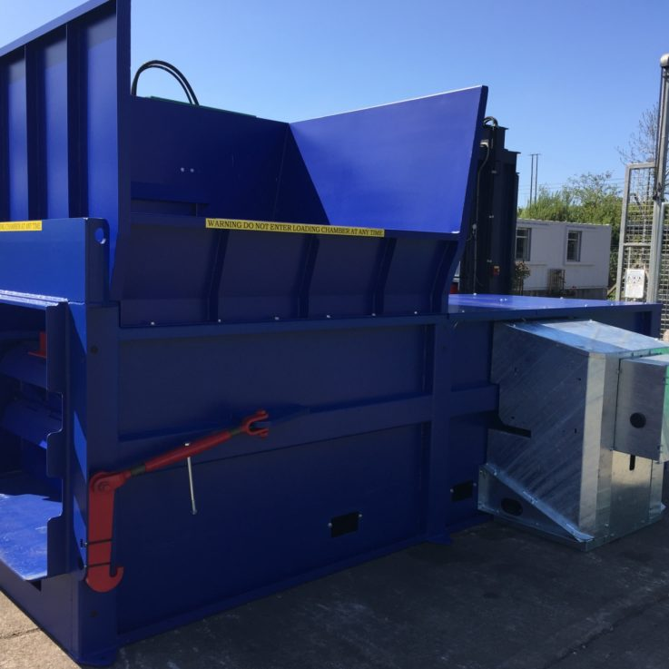New Static Compactor Manual Loading