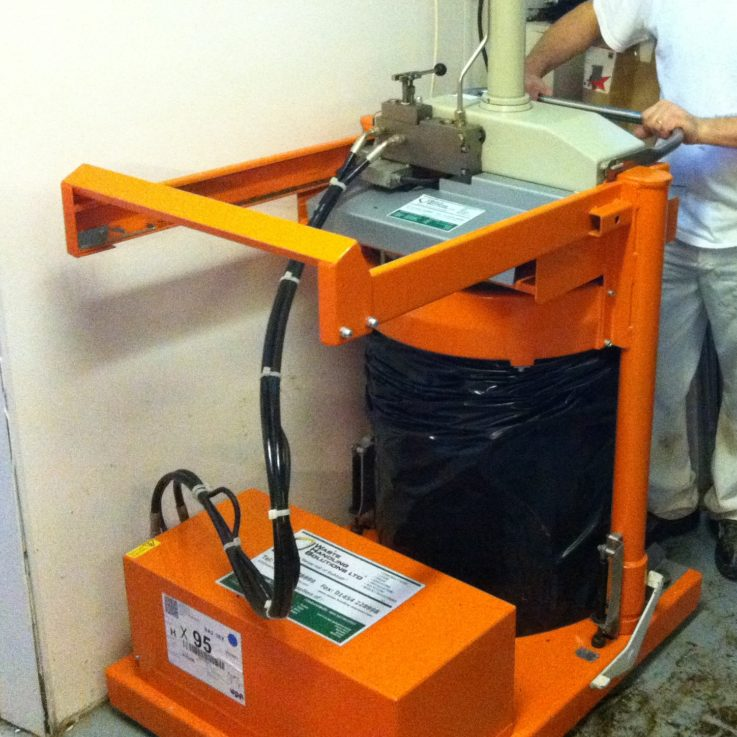 Refurbished 5030 Bagging Compactor