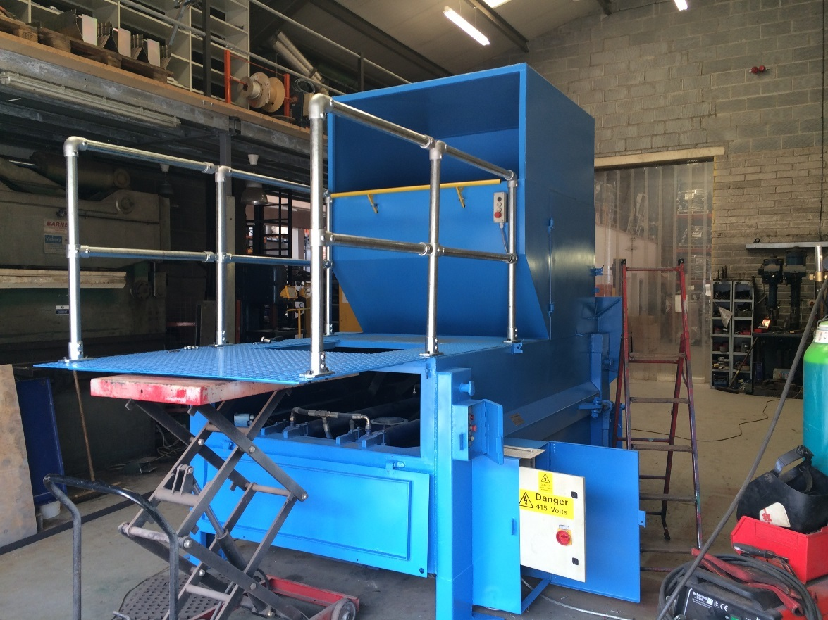 Refurbished Dock Compactor - Static Compactors