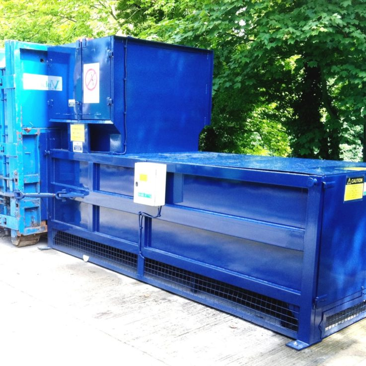 Manual Loading Static Compactor
