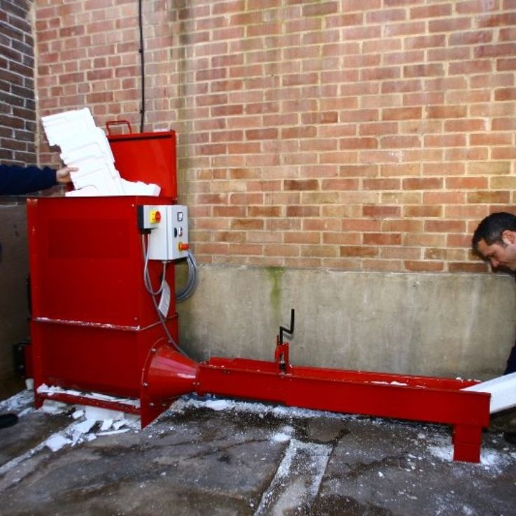 Manual Loading Screw Compactor