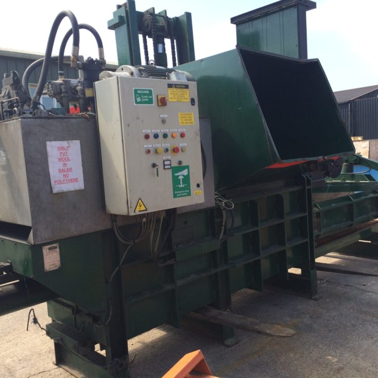 Used Balers & Compactors