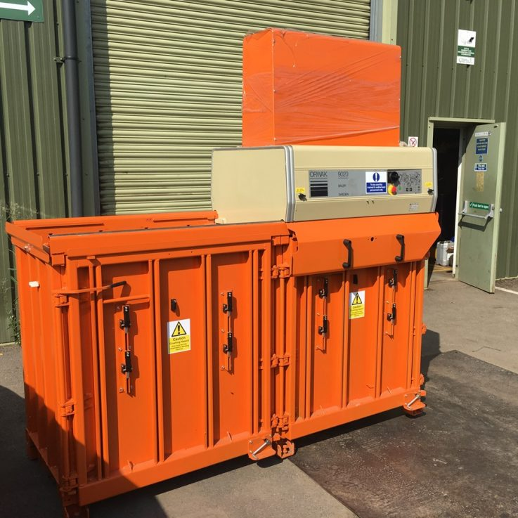 Used Balers & Compactors Available