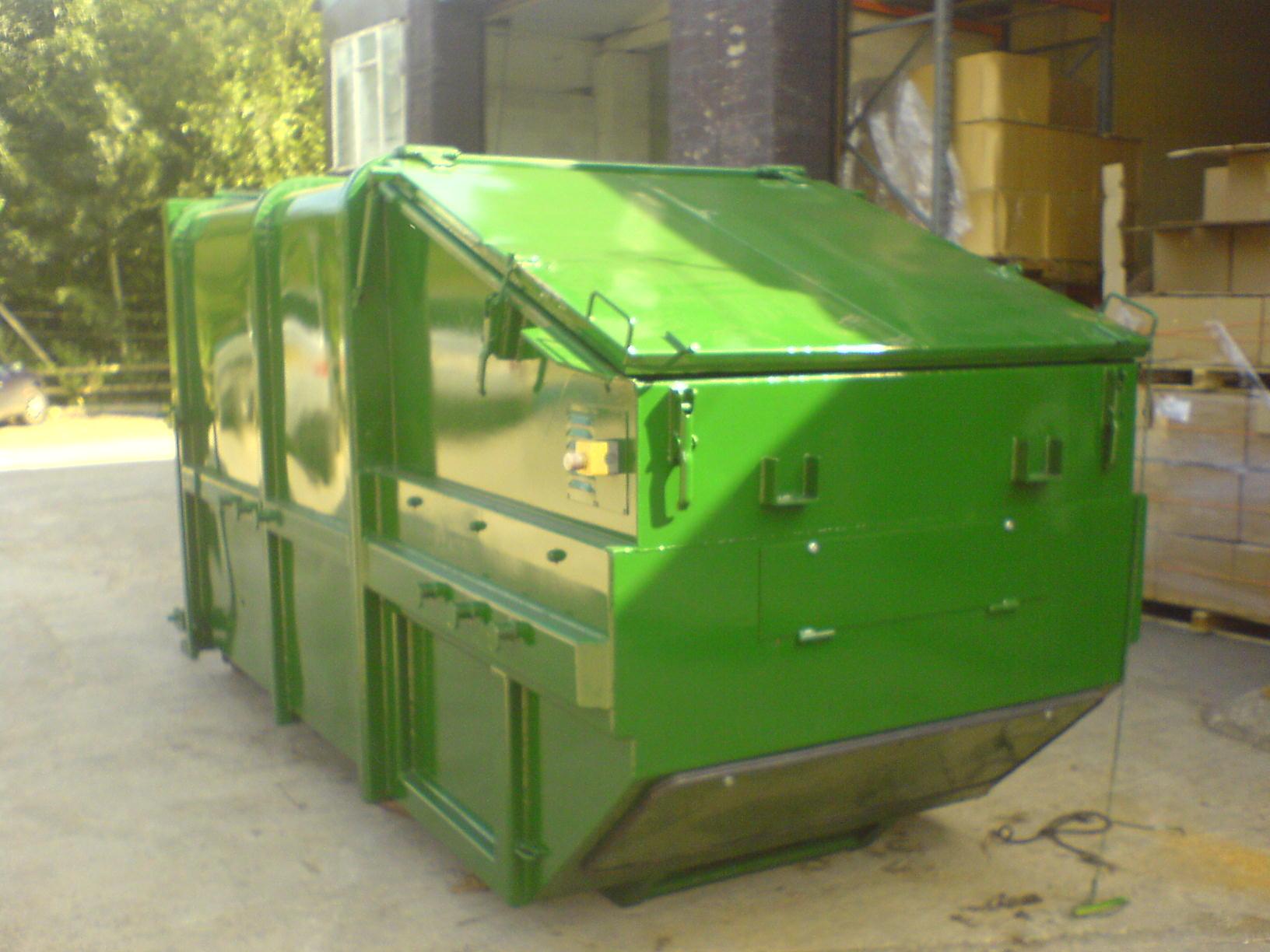 Skip-lift Compactor